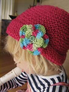 chrochet-flower