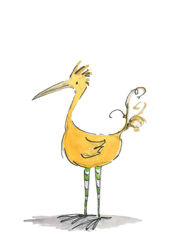 gold birdsmll