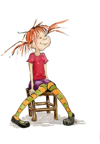 sitting girl01